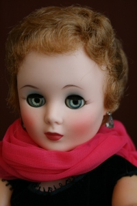 1950s/60s fashion doll